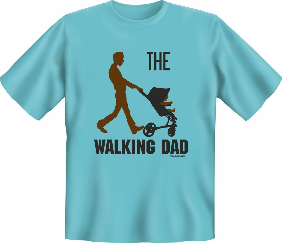 T-Shirt The Walking Dad M M
