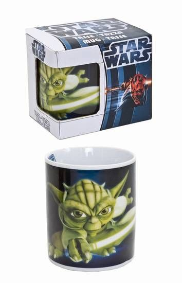 Star Wars Tasse Yoda