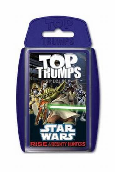 Top TrumpsStar Wars  Rise of the Bounty Hunters