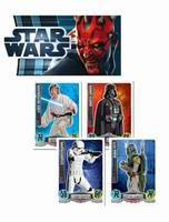 Star Wars Force Attax Movie Card Collection Booster