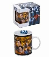 Star Wars Tasse Episode I Characters